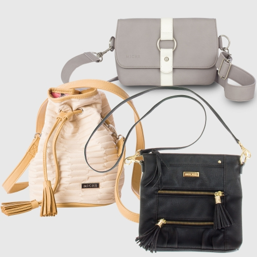 Non-Interchangeable Bags