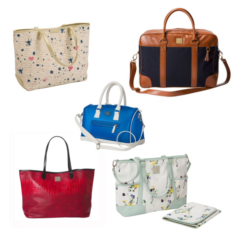 Totes and Other Bags