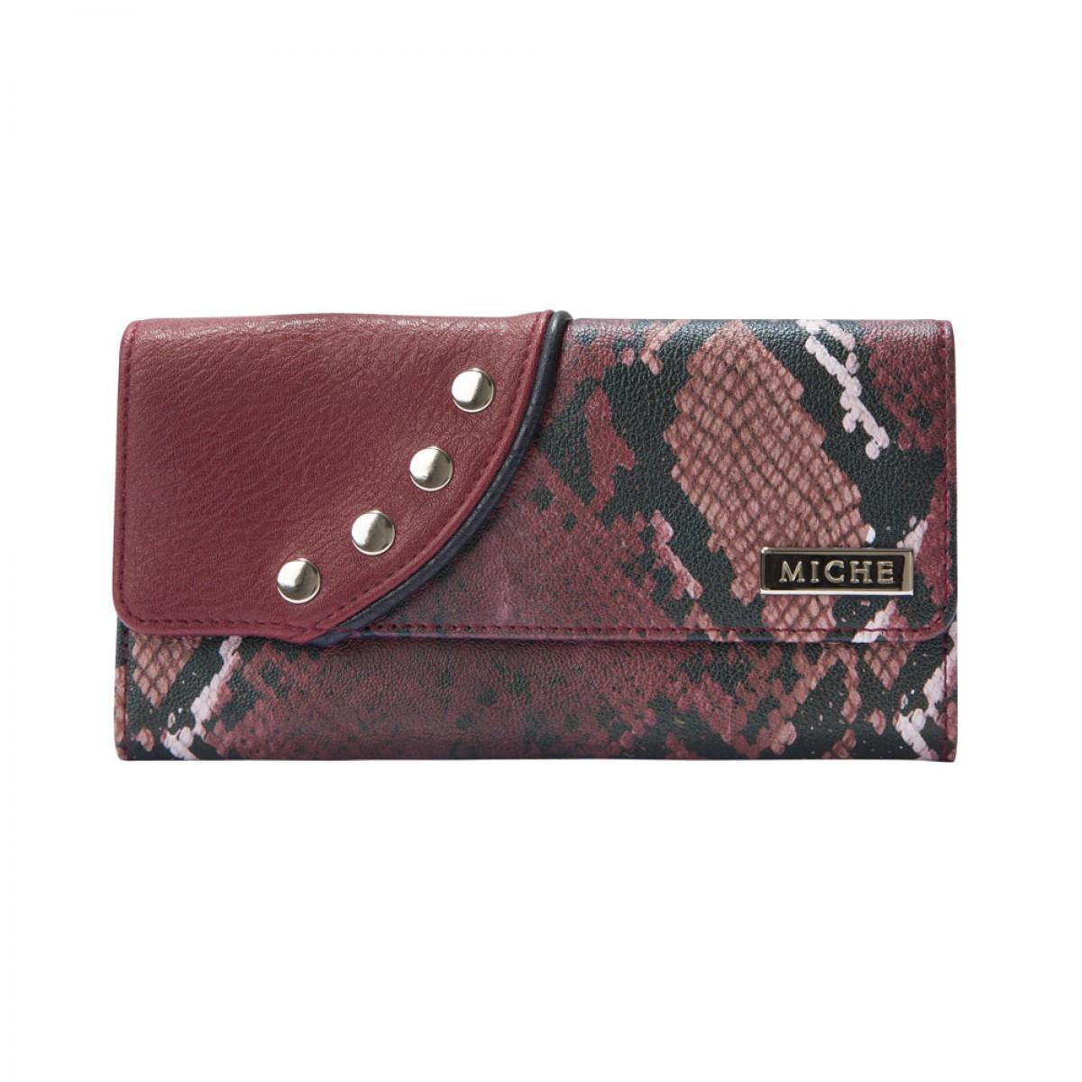 Wallet - Red Snake